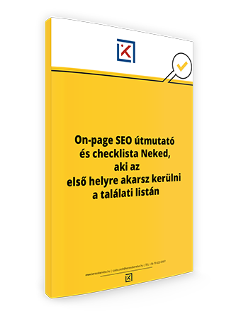 On-page SEO checklista
