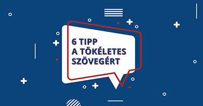6 tipp a hibátlan szövegekért